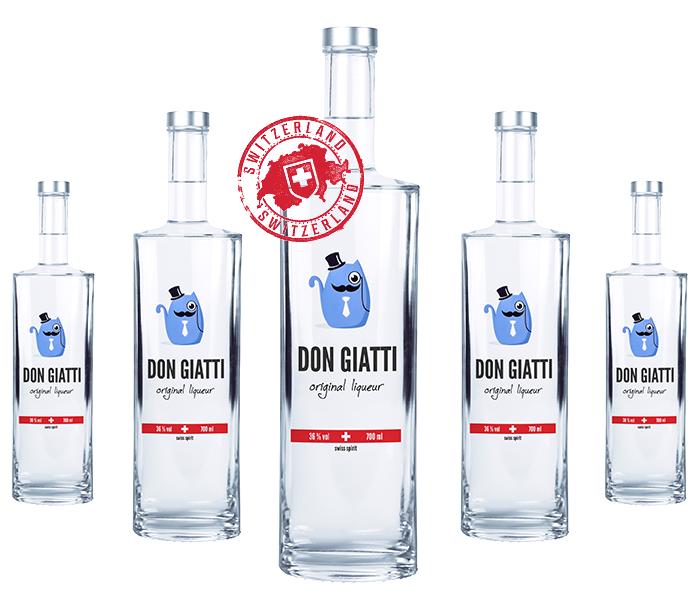 Don Giatti Original Liqueur